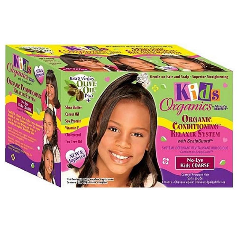 Kids Relaxer Kit Coarse