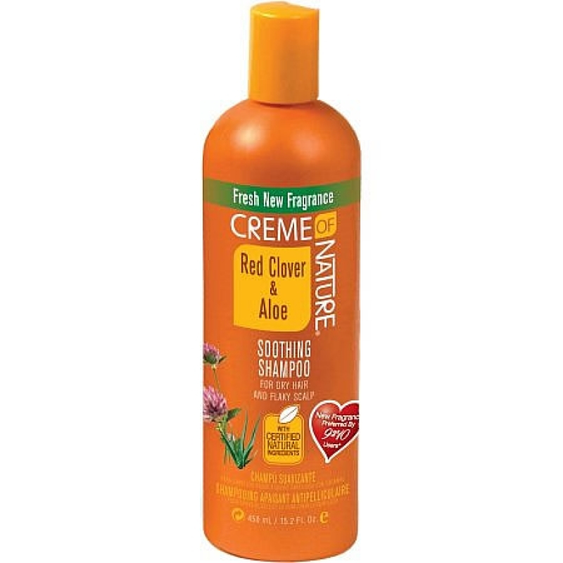Red Clover and Aloe Shampoo