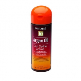 Argan Oil Curl Define Cream