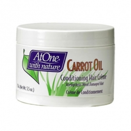 Carrot Oil Creme Jar