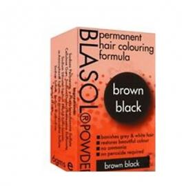 Blasol Hair Colour Brown Black