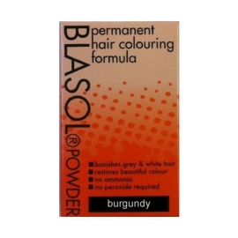 Blasol Hair Colour Burgundy