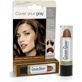 Cover Your Gray Stick Dark Brown