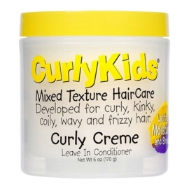 Curly Creme Leave In Conditioner