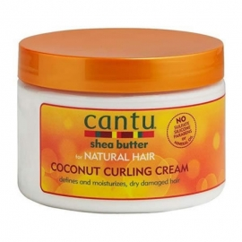 Coconut Curling Cream Jar