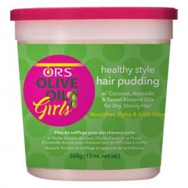 Girls Hair Pudding 13oz