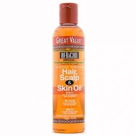 Hair, Scalp & Skin Oil