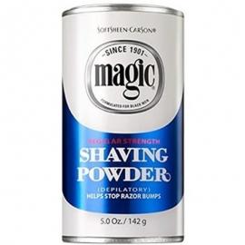 Shaving Powder Blue