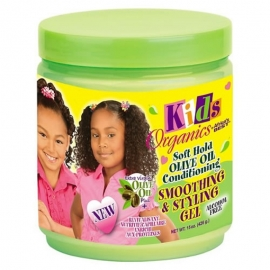 Kids Olive Oil Styling Gel