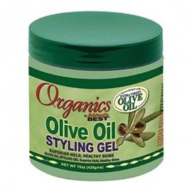 Olive Oil Styling Gel