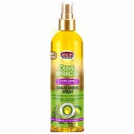 Braid Sheen Spray Extra Shine
