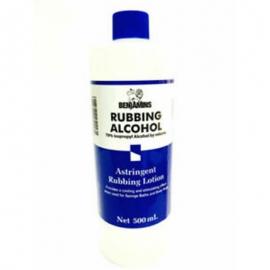 Rubbing Alcohol 500ml White