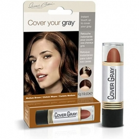 Cover Your Gray Stick Med Brown