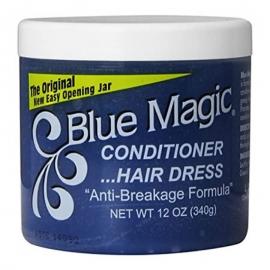 Blue Hair Dress