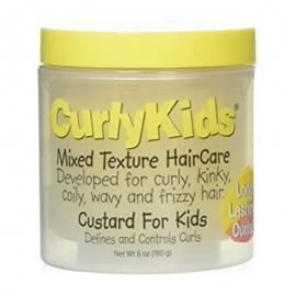Defines & Controls Curls Custard