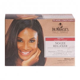 No Lye Relaxer Kit 1 Touch Up Regular
