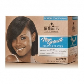 No Lye Relaxer Kit 1 Touch Up Super