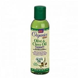 Organics Olive & Clove Oil