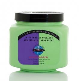 Swiss Collagen Body Cream 19oz
