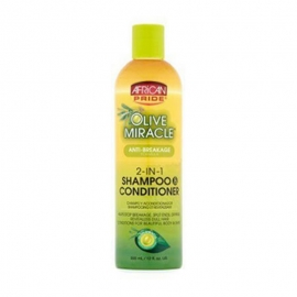 Miracle Oil Shampoo & Conditioner 2 in 1