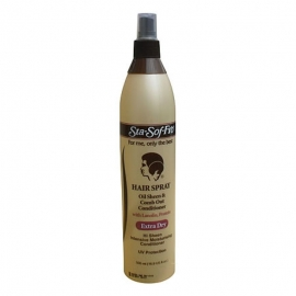 Comb Out Oil Sheen Extra Dry 500ml