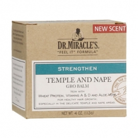 Temple & Nape Gro Balm 4oz Regular